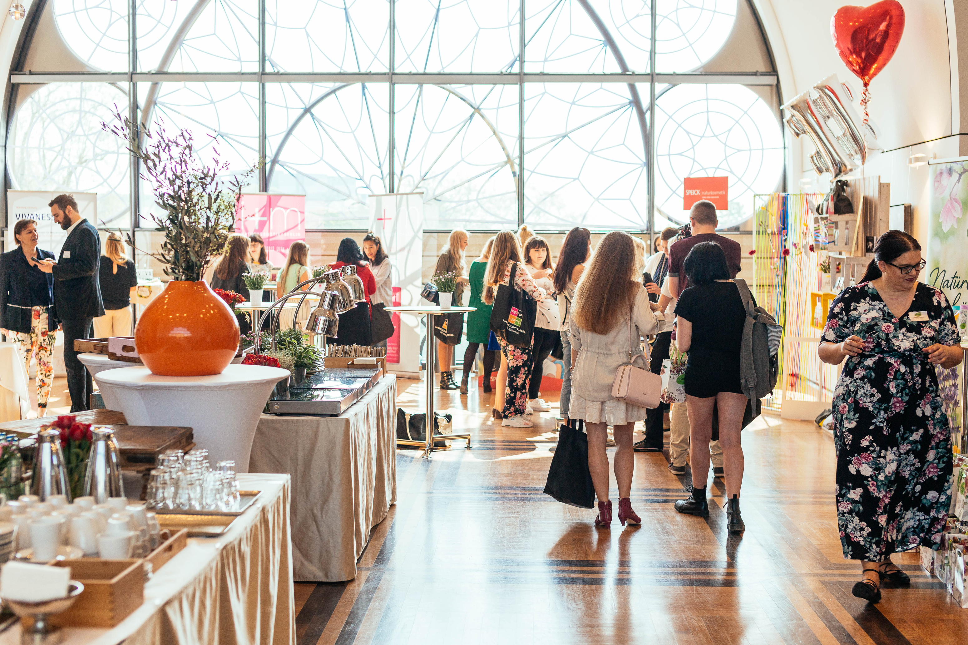 Bild: Beautypress Event, Köln, Webportalis, Blogger, Beautyblogger, Naturkosmetik, Blogger Berlin, Köln, Flora