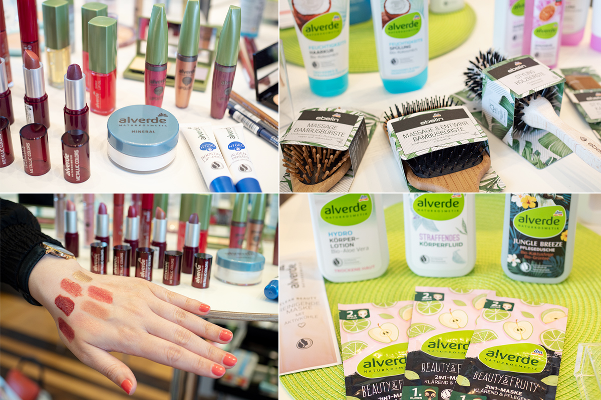 Bild: Beautypress Event, Köln, Webportalis, Blogger, Beautyblogger, Naturkosmetik, Blogger Berlin, Köln, Flora, Luvos, Heilerde,