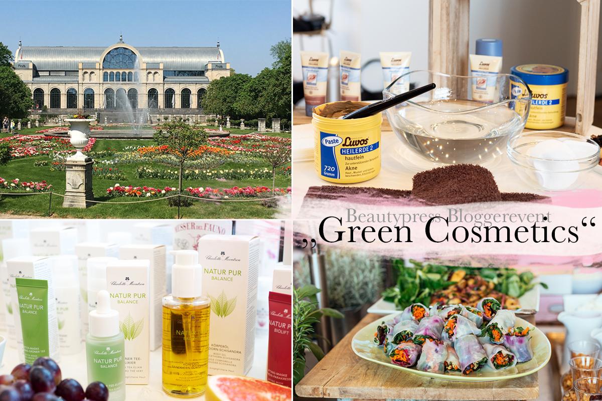 Naturkosmetik Köln naturkosmetik event: green cosmetics - einmal köln und zurück