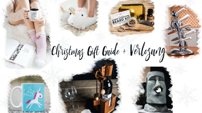 Gift Guide – 24 DAYS OF CHRISTMAS BLOGGING # 6