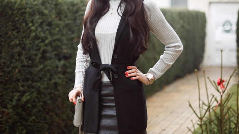 Adventsverlosung About You & Christmas Eve Outfit