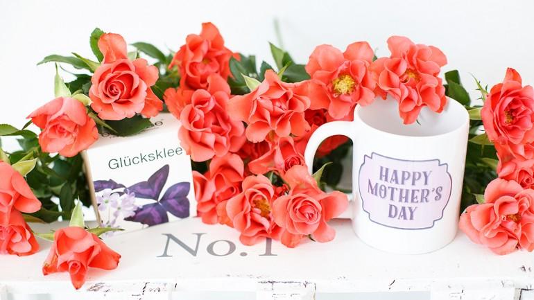 5 individuelle Ideen für den Muttertag + Gewinnspiel