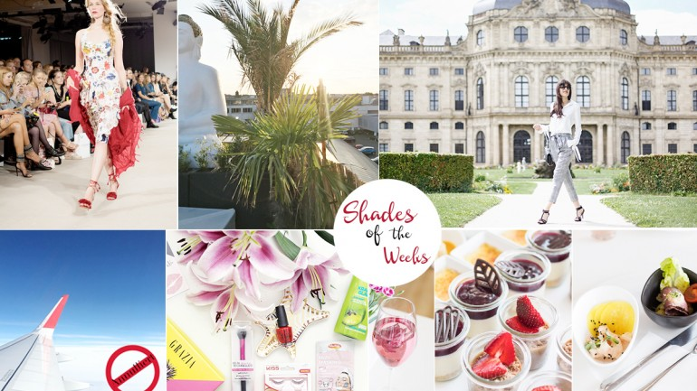 Lifestyle: Shades of the Weeks – Juli 2017