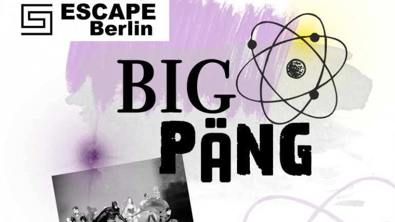 Live Escape Game Berlin – BIG PÄNG im Test