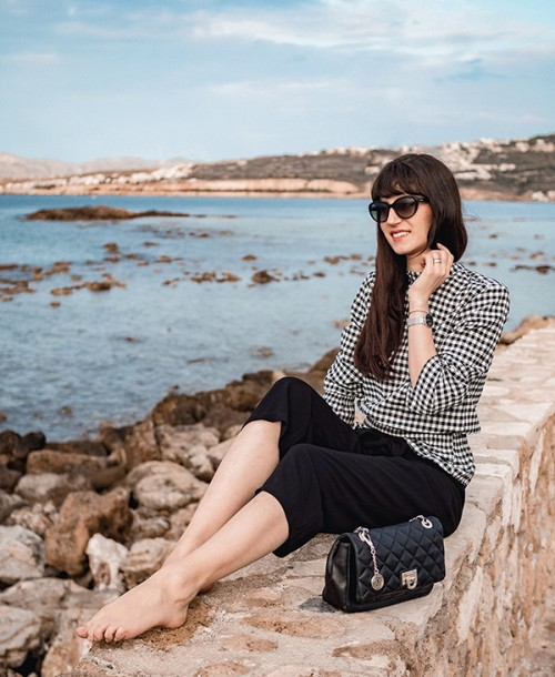 Outfit & Travel: One Day in Chania