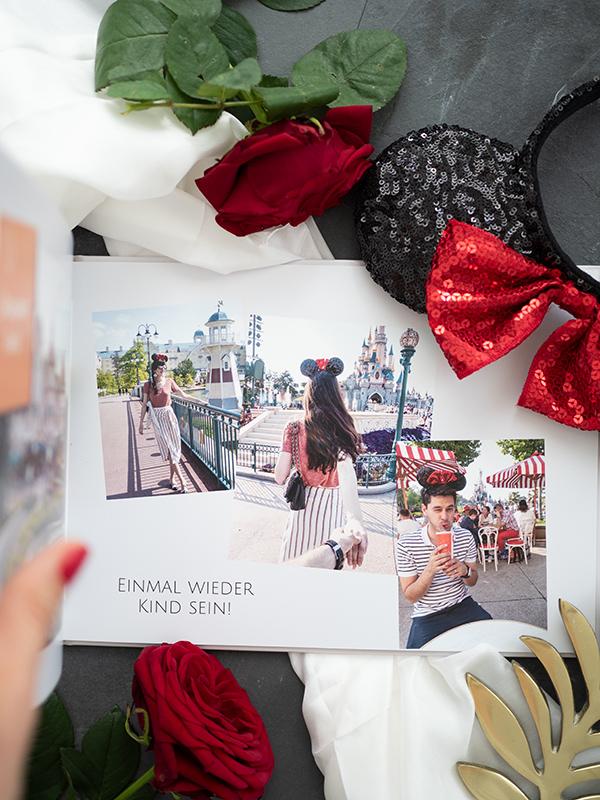 Bild: Fotobuch, Paris, Disneyland Paris, Travel, Smartphoto, Frankreich, Reiseblogger, Modeblog, Blogger, Berlin