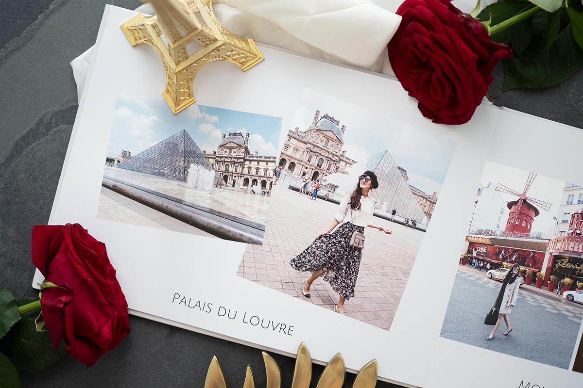 Bild: Fotobuch, Paris, Louvre, Travel, Smartphoto, Frankreich, Reiseblogger, Modeblog, Blogger, Berlin