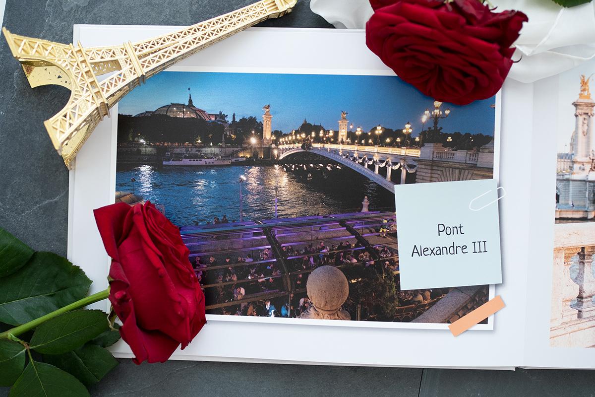 Bild: Fotobuch, Paris, Pont Alexandre III, Travel, Smartphoto, Frankreich, Reiseblogger, Modeblog, Blogger, Berlin
