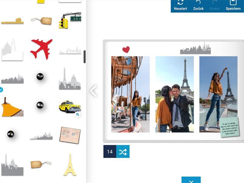 Bild: Fotobuch, Paris, Fotobuch erstellen, Travel, Smartphoto, Frankreich, Reiseblogger, Modeblog, Fotobuch erstellen, Blogger, Berlin