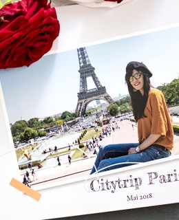 Bild: Fotobuch, Paris, Eifelturm, Travel, Smartphoto, Frankreich, Reiseblogger, Modeblog, Blogger, Berlin