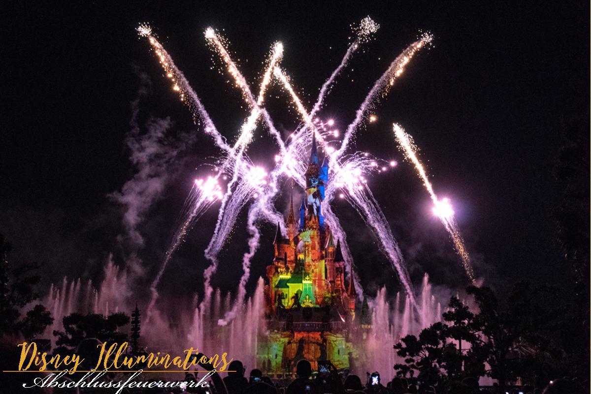 Bild: Disneyland, Disneyland Paris, Erwachsener ins Disneyland Paris, Disney Parks, Disney Illumination, Abschlussfeuerwerk, Micky Maus, Travel, Reiseblog, Fashionblog, Shades of Ivory, Blogger Berlin