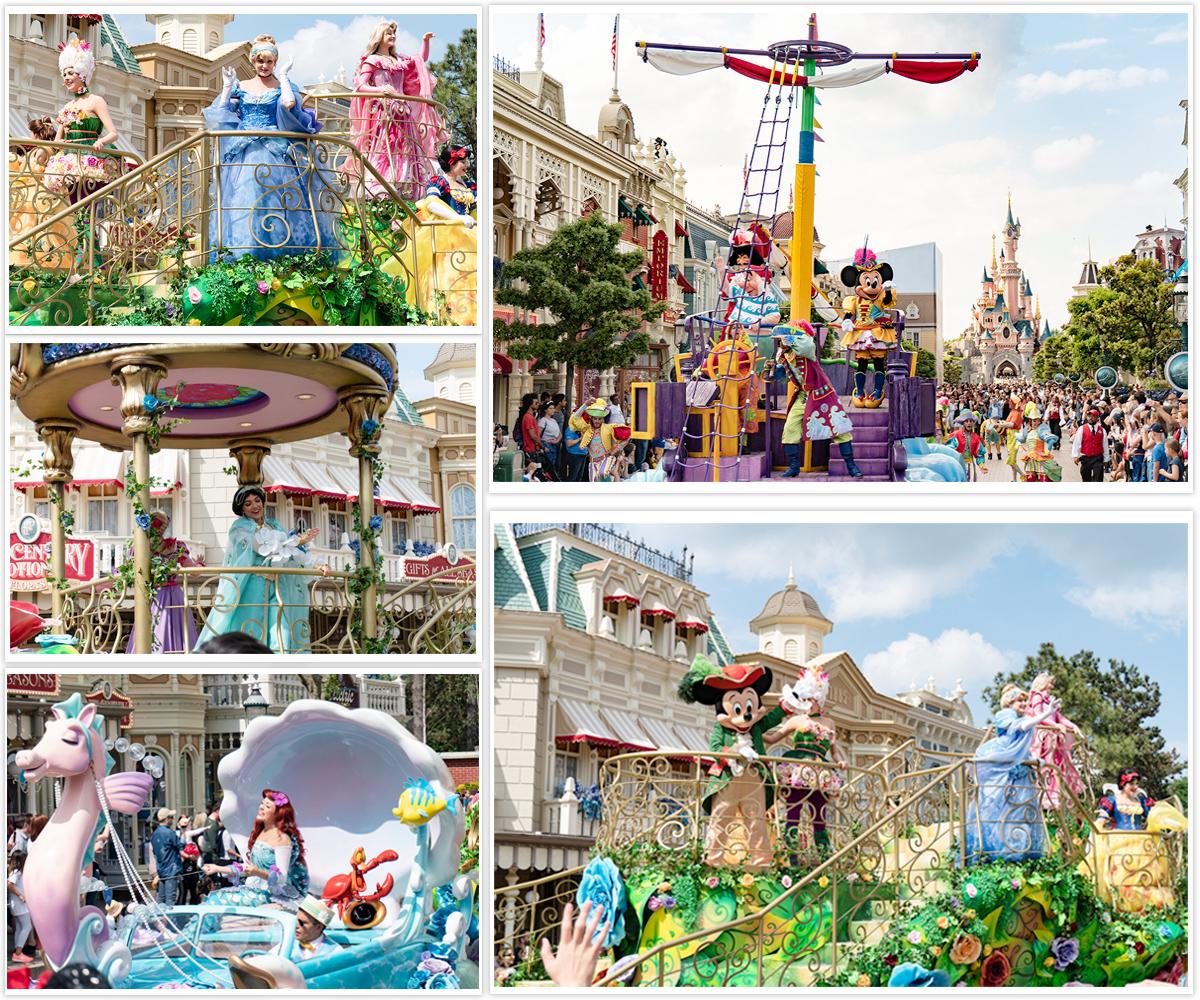 Bild: Disneyland, Disneyparade, Disneyland Paris, Erwachsener ins Disneyland Paris, Disney Parks, Disney Illumination, Abschlussfeuerwerk, Micky Maus, Travel, Reiseblog, Fashionblog, Shades of Ivory, Blogger Berlin