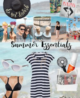 Bild: Summer Essentials, Fashionblog, Berlin, Modeblogger, Sommer, Shades of Ivory,