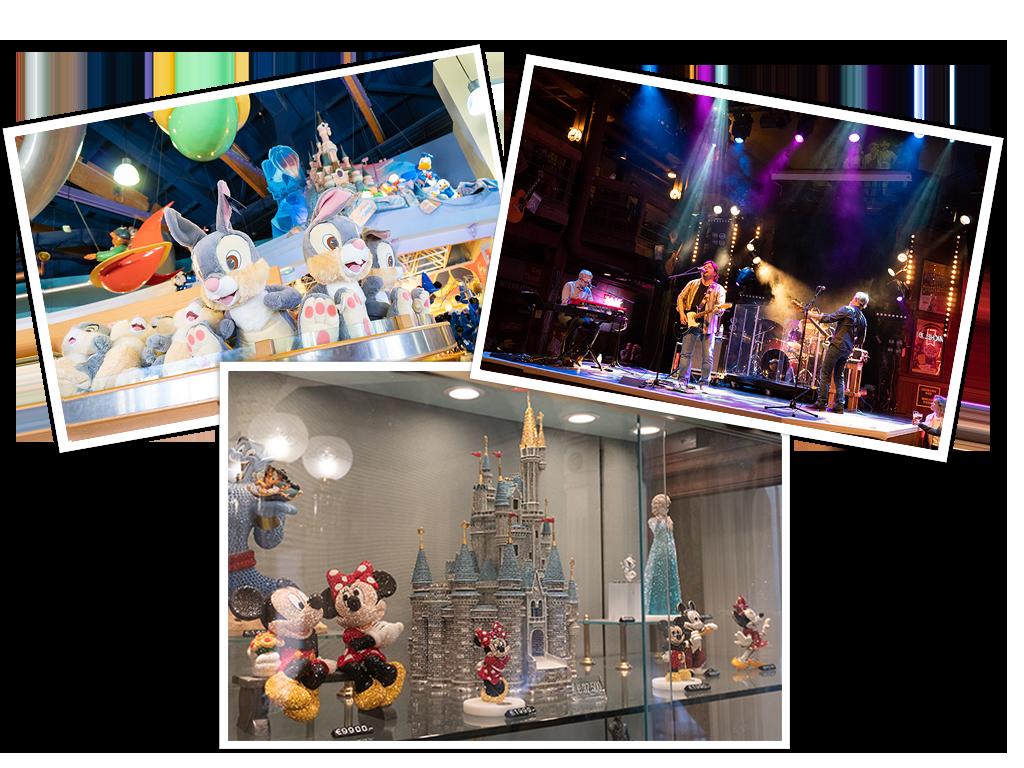 Bild: Disneyland, Disneyland Paris, Disney Parks, Disney Illumination, Abschlussfeuerwerk, Micky Maus, Travel, Reiseblog, Fashionblog, Shades of Ivory, Blogger Berlin